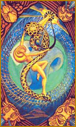 carte 07 du tarot thoth